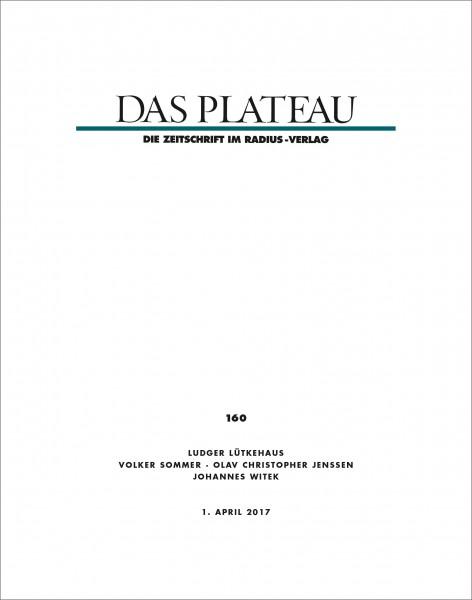 DAS PLATEAU No 160
