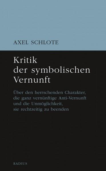 Kritik der symbolischen Vernunft