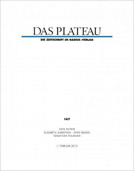 DAS PLATEAU No 147