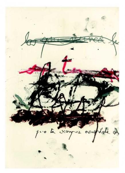 las manos en las paredes dejan signos de ira y melancholia