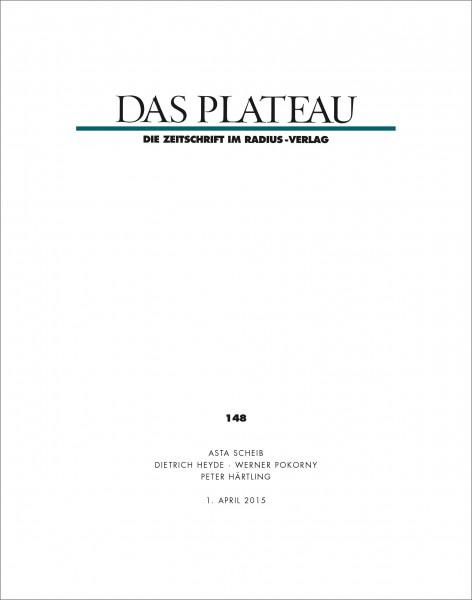 DAS PLATEAU No 148