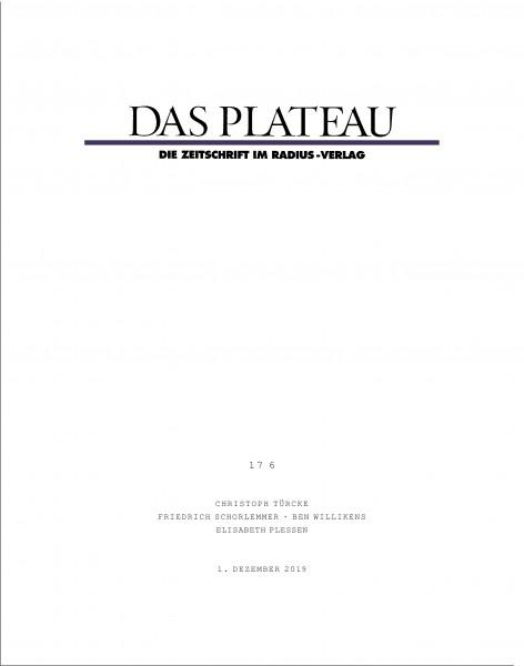 DAS PLATEAU No 176