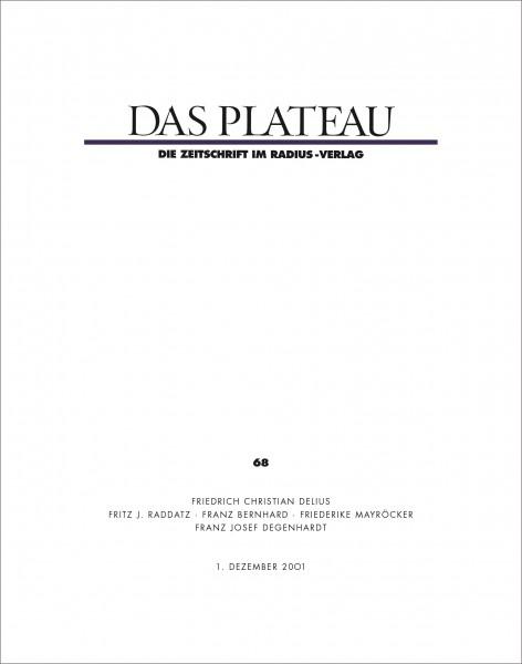 DAS PLATEAU No 68