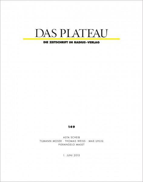 DAS PLATEAU No 149