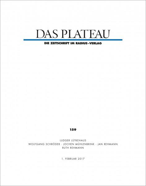 DAS PLATEAU No 159