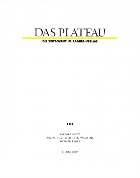 DAS PLATEAU No 101