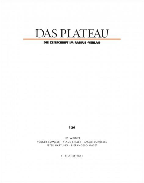 DAS PLATEAU No 126