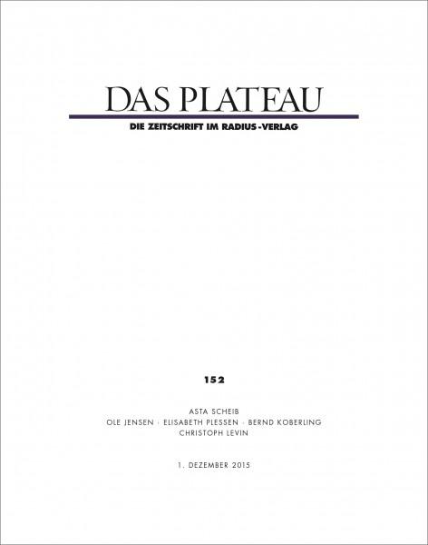 DAS PLATEAU No 152