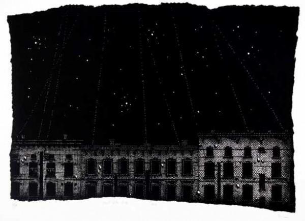 »Nuit - Ville - Oubli«