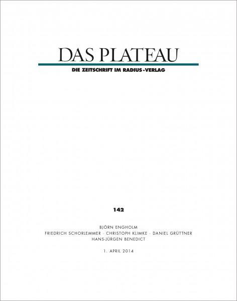 DAS PLATEAU No 142