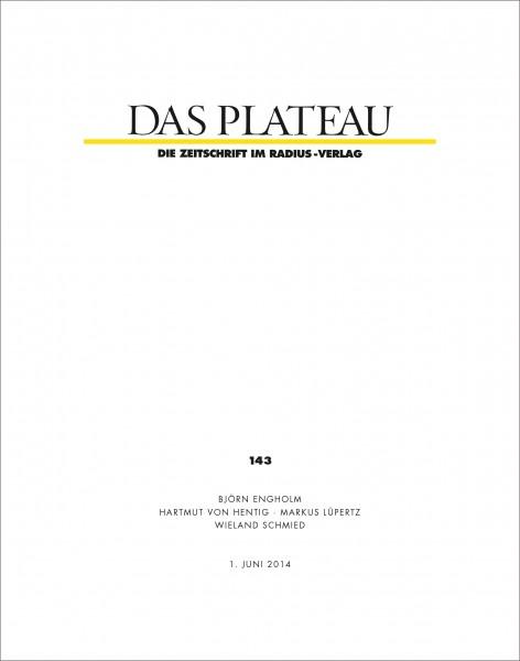 DAS PLATEAU No 143