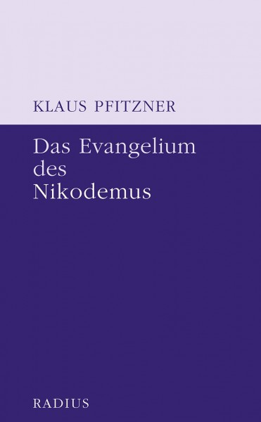 Das Evangelium des Nikodemus