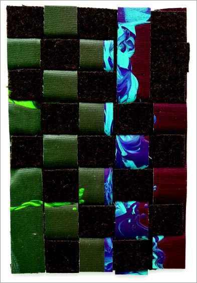 »blaugrün«