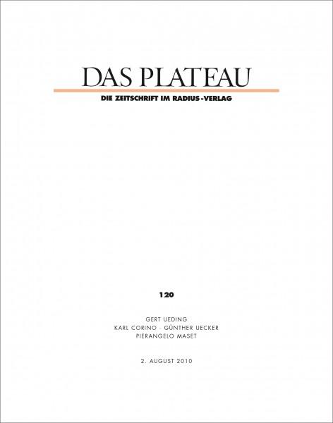DAS PLATEAU No 120