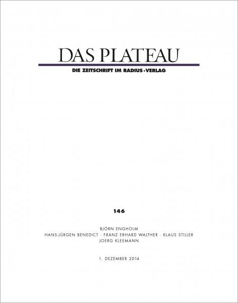 DAS PLATEAU No 146