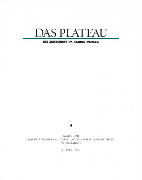 DAS PLATEAU No 4