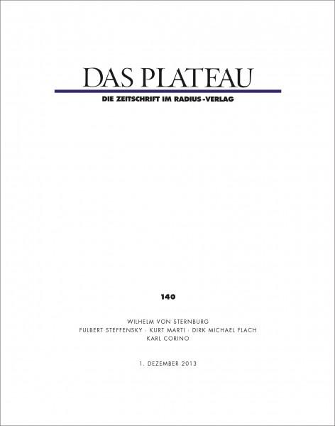 DAS PLATEAU No 140