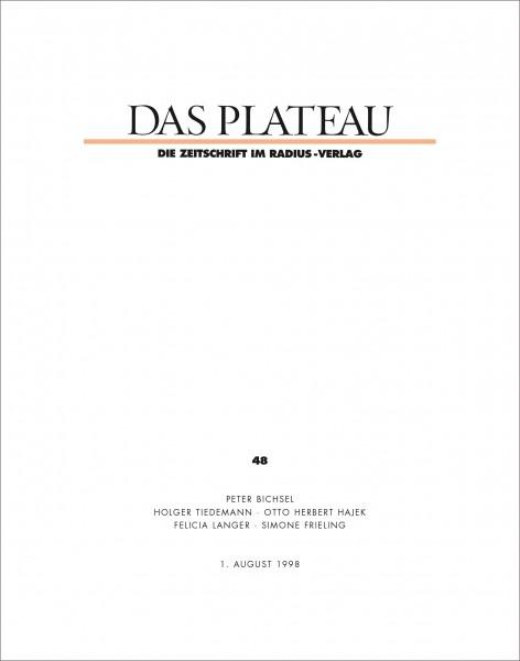 DAS PLATEAU No 48