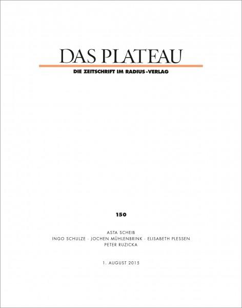 DAS PLATEAU No 150