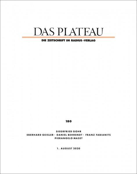 DAS PLATEAU No 180
