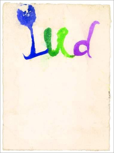 aus der Serie »Lud/Cat«