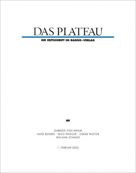 DAS PLATEAU No 69
