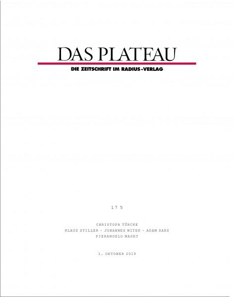 DAS PLATEAU No 175
