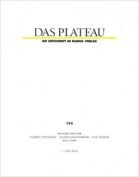 DAS PLATEAU No 155