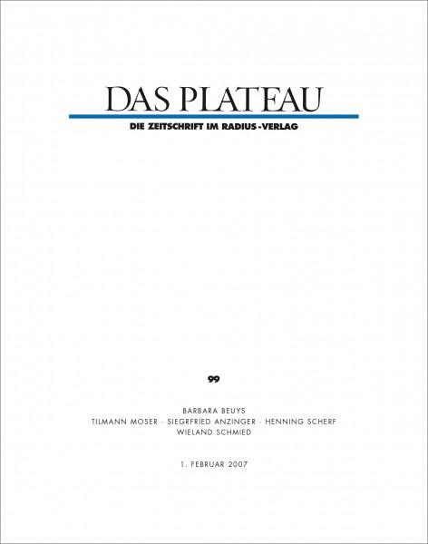DAS PLATEAU No 99