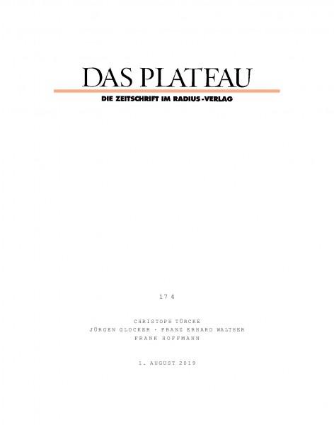 DAS PLATEAU No 174