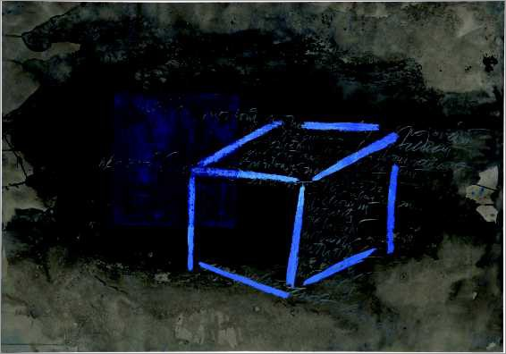 Zeichnung zu »Laser-Projection«