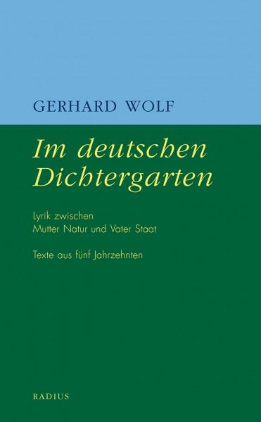 Im deutschen Dichtergarten