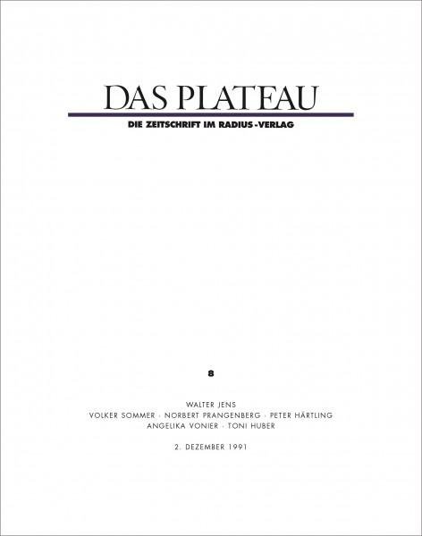 DAS PLATEAU No 8