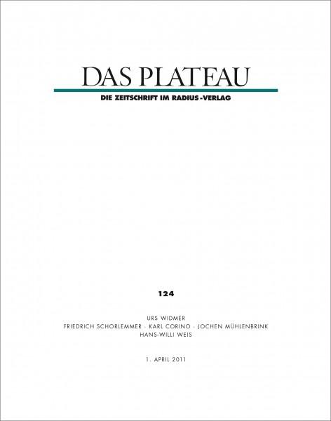 DAS PLATEAU No 124