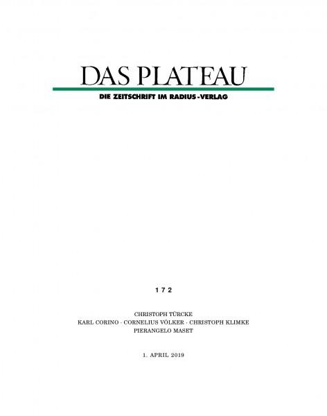 DAS PLATEAU No 172