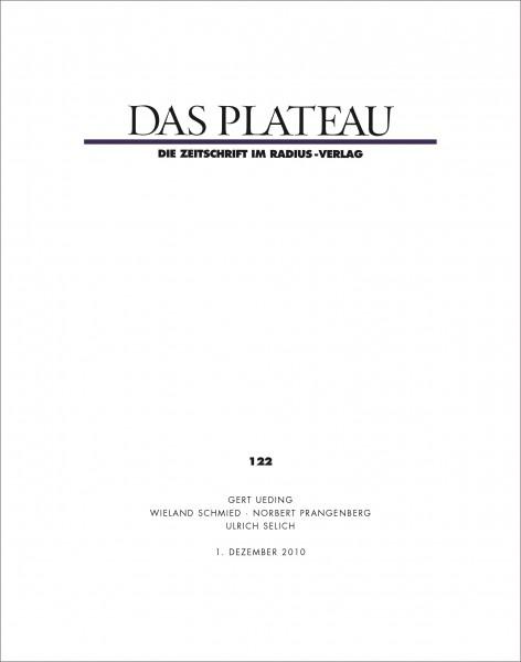 DAS PLATEAU No 122